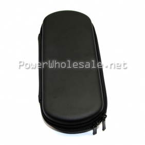 Wholesale Black e cig carrying case with zipper