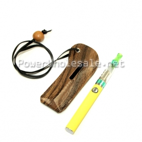 Wholesale 2014 new products wood color belt/bag for ecig ego ecig belt/bag good quality