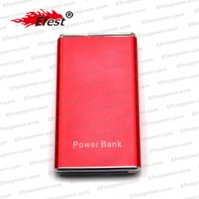 Wholesale red power bank