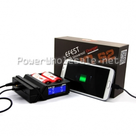 Wholesale Efest LUC S2 battery charger luc s2 lcd charger