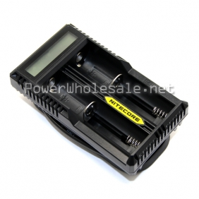 Wholesale Newest nitecore Universal Battery Charger Nitecore UM20 Lcd 18650 battery charger Nitecore UM20