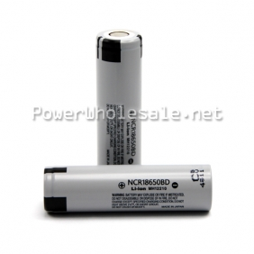 Wholesale 18650 li ion NCR18650BD 3200mah battery flat top