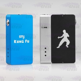 Wholesale Dual 18650 Switch box mod SMY kungfu /2*18650 battery 18650 box mod