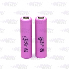 Wholesale Samsung 30Q 18650 3000mah 3.7v battery flat top
