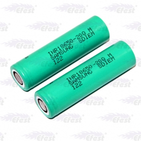 Wholesale Samsung INR 18650 2000mah 20Q battery flat top