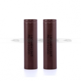 Wholesale 30A LG battery  LG HB4 18650 1500mah 3.7V battery flat top