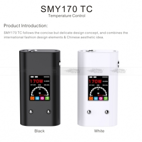 Wholesale SMY170 TC 170W temp control box mod smy 170 TC mod