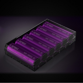 Wholesale EFest H6 battery case for 18650 batteries