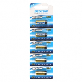 Wholesale Beston  12V 23A non rechargeable battery(5 pcs)