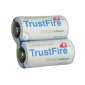 Wholesale TrustFire Lithium CR123A 3V Battery (2 pcs)