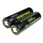 Wholesale Lifepo4 MOREPOWER 18650 1500mAh 3.2V li-ion Batteries(2pcs)
