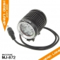 Wholesale CREE XPG bicycle light set MJ-872