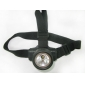 Wholesale 1W 3x AAA LED Headlamp black
