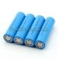Wholesale Flat Top Li-Ion ICR18650 3.7V 1800 mAh rechargeable battery (2 p