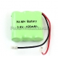 Wholesale Green AAA 3.6V 400mAh Ni-MH Cordless Phone Battery(1pcs)