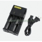 Wholesale Nitecore i2 charger 18650 CR123A 16340 AA AAA Ni-MH Rechargeable