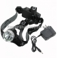 Wholesale Cree XML T6 high power rechargeable 1800lumen headlight(2*18650)