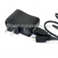 Wholesale universal charger adapter with USB cable, charger adapter for Sa