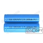 Wholesale DLG ICR17670 1400mAh 3.7V Li-ion Rechargeable Battery (2pcs)