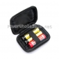 Wholesale 3*18650 zipper case for 18650 batteries