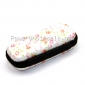 Wholesale Ego carrying black/White rose flower zipper carrying cases for b