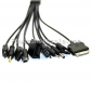 Wholesale High speed 10cm usb cable 10 in 1 USB Data Cable