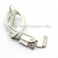 Wholesale White USB cable for iphone4