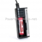 Wholesale High quality 3.7v 18650 battery charger Lightmore universal smar