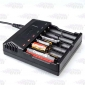 Wholesale Trustfire 3.7v multifunction TR-012 charger 6 bays universal cha