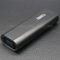 Wholesale Tomo V8-2 portable power bank with dual USB output and LCD scree