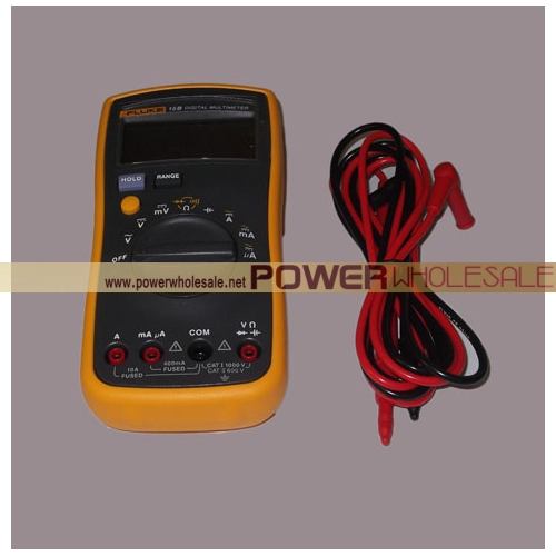 Fluke Meters Discount : Discount china wholesale fluke b capacitance and